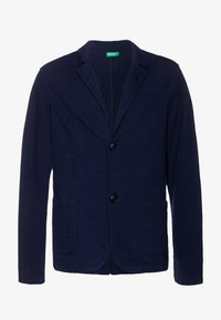 Benetton - Blazer jacket - dark blue - 0