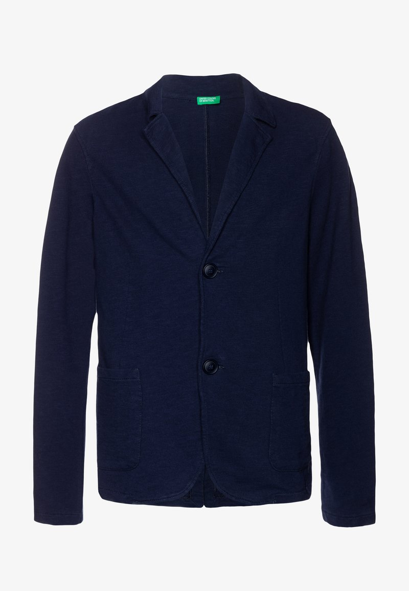 Benetton - Blazer jacket - dark blue