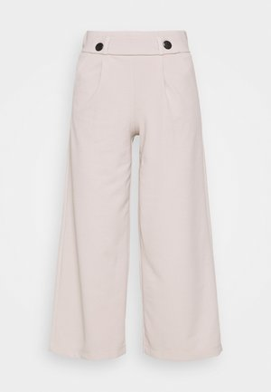 JDYGEGGO NEW ANCLE PANTS - Kangashousut - chateau gray