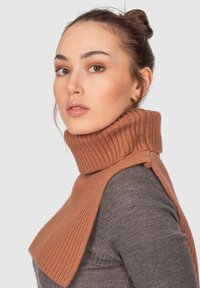 Pierre Robert - WARMER - Scarf - camel - 0