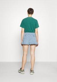 BDG Urban Outfitters - MINI KILT SKIRT - Minijupe - summer bleach - 2