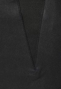 Simply Be - HIGH WAIST SHAPER - Slim fit jeans - black - 6