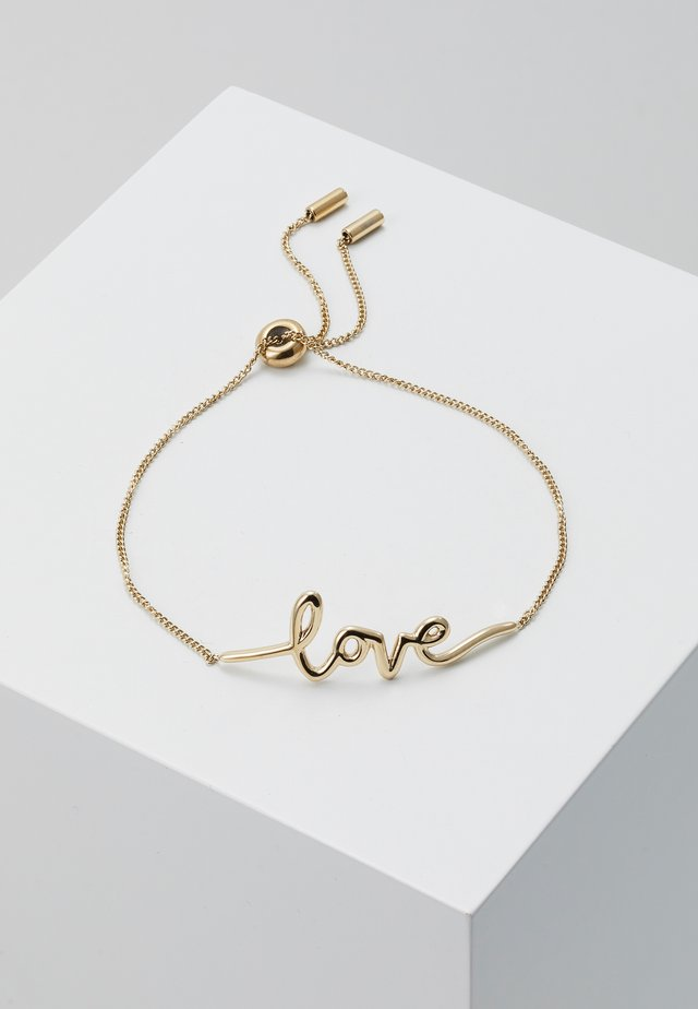 FASHION - Bracelet - gold-coloured