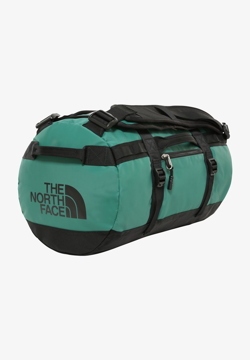 The North Face - BASE CAMP DUFFEL - XS - Sports bag - evergreen/tnf black