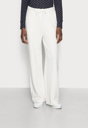 Tracksuit bottoms - off white