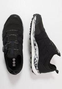adidas Performance - TERREX AGRAVIC BOA - Laufschuh Trail - core black/grey one - 1