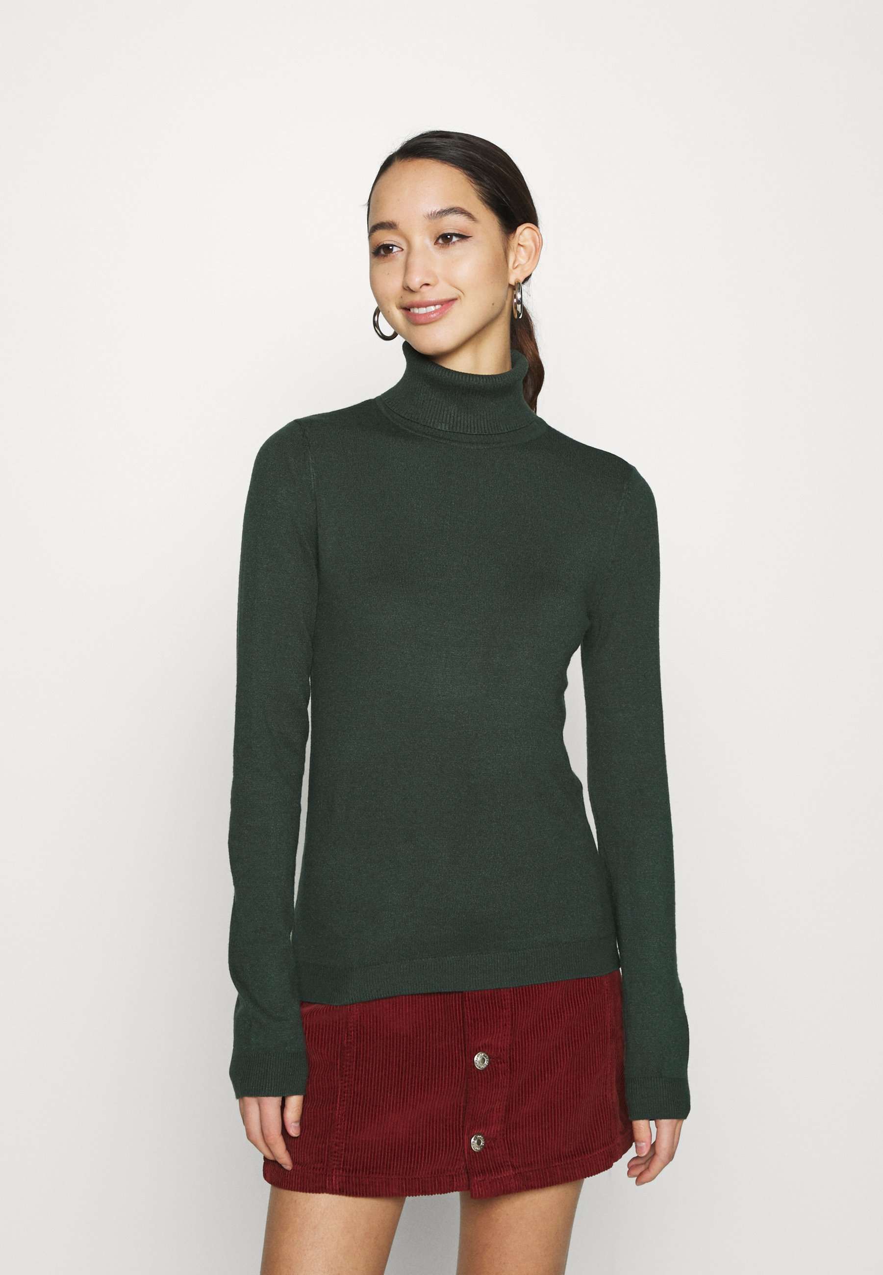 Femme VMHAPPINESS ROLLNECK  - Pullover