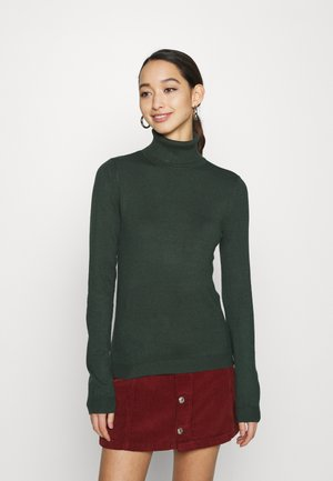 VMHAPPINESS ROLLNECK  - Jumper - pine grove