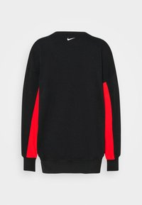 Nike Performance - DRY GET FIT FC  - Sweatshirt - black/chile red/white - 5