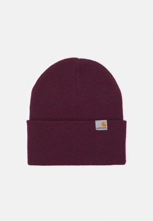 PLAYOFF BEANIE UNISEX - Mössa - merlot heather