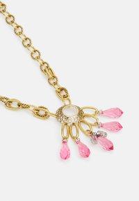 Radà - NECKLACE - Necklace - pink/gold-coloured - 2