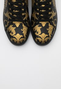 Versace Jeans Couture - Sneakers - black/gold - 5