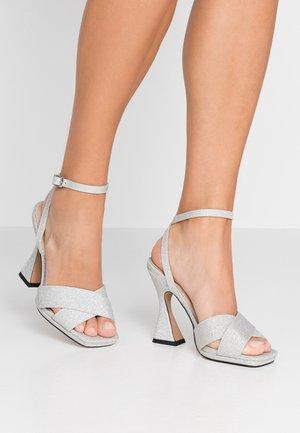 RODEO SCULPT - Korolliset sandaalit - multicolor