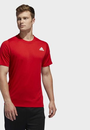 FREELIFT SPORT PRIME LITE T-SHIRT - Camiseta estampada - red