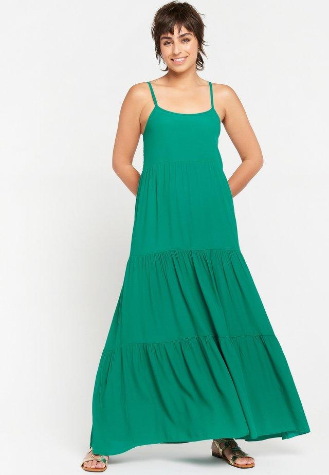 Maxi-jurk - green