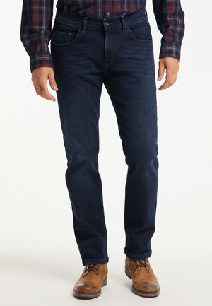 ERIC - STRAIGHT FIT  - Straight leg jeans - stone used