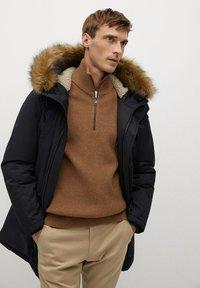 Mango - Winter coat - zwart - 0