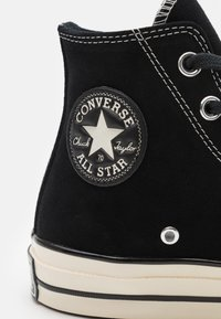 Converse - CHUCK TAYLOR ALL STAR 70 UNISEX - High-top trainers - black/egret - 5