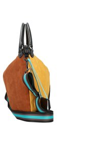 Gabs - STAR  - Handbag - black-cognac-saffron - 3