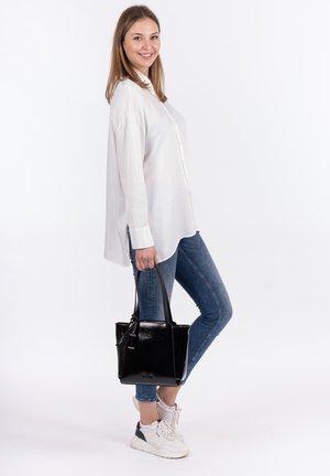 CINDY - Handbag - black