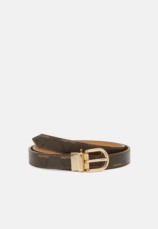 LIUTO - Cinturón - brown