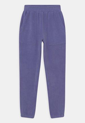 Tracksuit bottoms - ultra violet