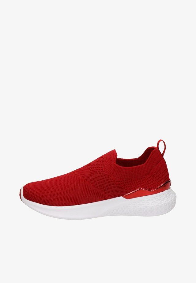 MAYA  - Sneakers laag - rood