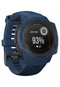 Garmin - INSTINCT SOLAR - Smartwatch - blau - 4