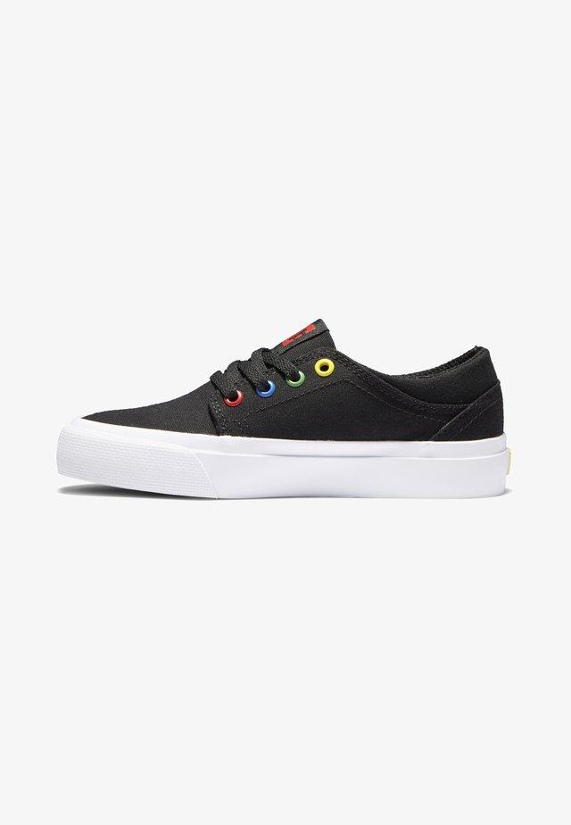 TRASE - Sneakers laag - black/multi/white