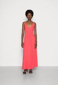 NAF NAF - RIO  - Maxi dress - corail - 0