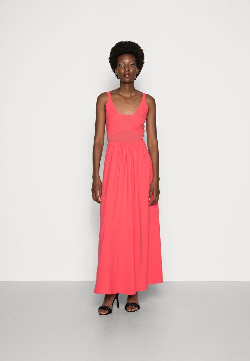 NAF NAF - RIO  - Maxi dress - corail