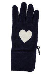 GAP - GIRL LOVE - Rękawiczki pięciopalcowe - navy uniform - 1