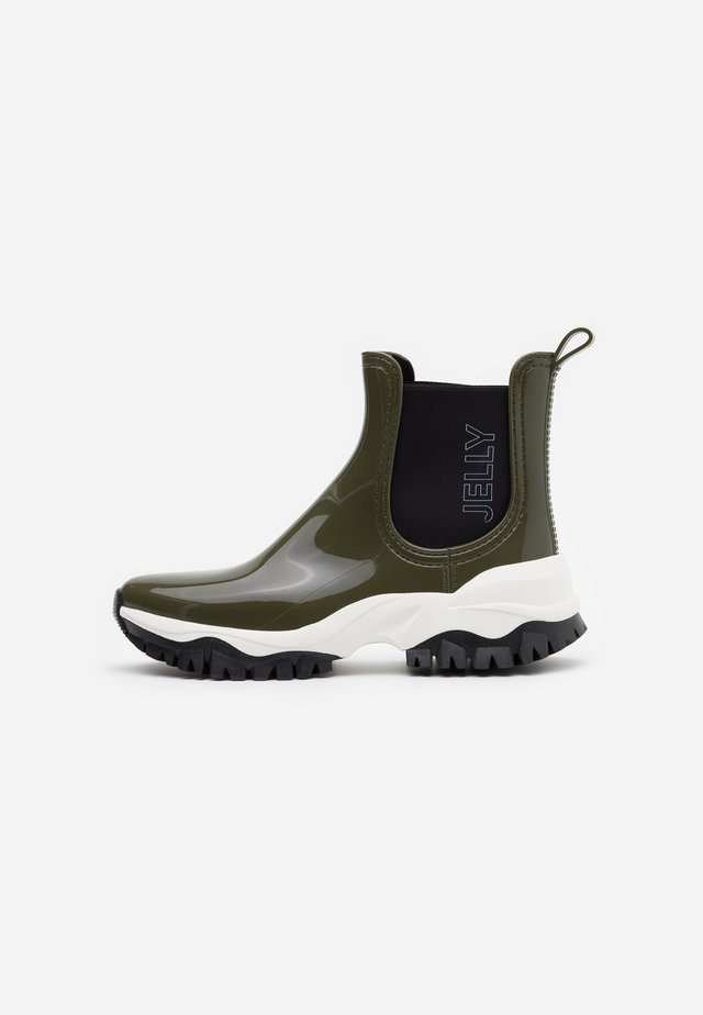 JAYDEN - Wellies - military green