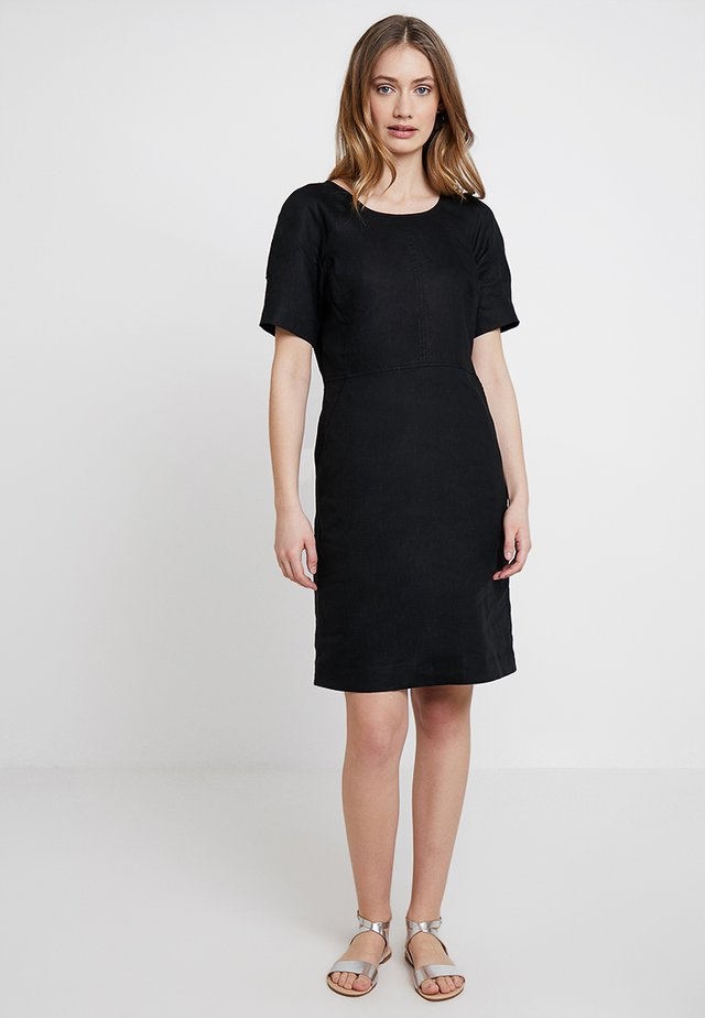 ESSENTIAL - Vestido informal - black