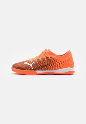 ULTRA 3.1 IT - Chaussures de foot en salle - shocking orange/black
