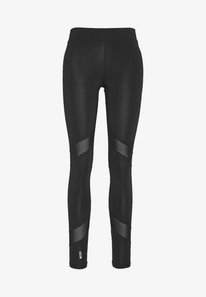 ONPAZZIE TRAINING - Leggings - black/black
