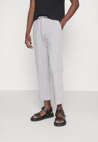 NN07 - Trousers - grey - 0