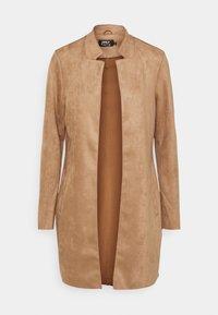 ONLY - ONLSOHO COATIGAN - Short coat - toasted coconut - 0