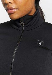 Toni Sailer - Fleece jacket - black - 4