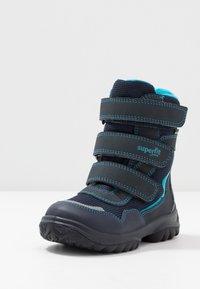 Superfit - SNOWCAT - Winter boots - blau - 2
