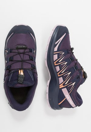 XA PRO 3D CSWP - Hiking shoes - sweet grape/evening blue/mauve shad