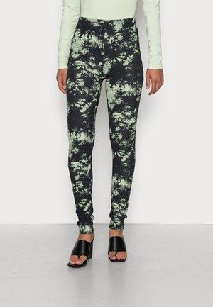NMLINA - Leggings - Trousers - black