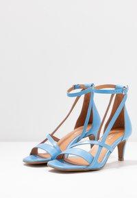 Shoe The Bear - ROSANNA STRAP - Sandals - blue - 4