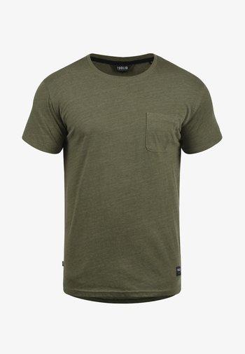 Basic T-shirt - ivy green