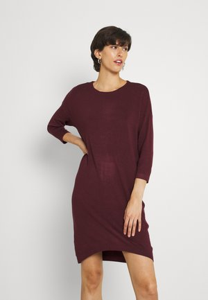 VMGLORY AURORA 3/4 DRESS - Jumper dress - port royale