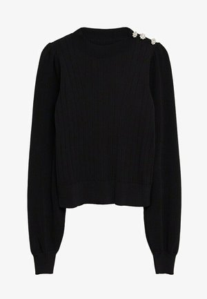 HEDA - Jumper - black