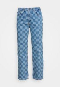 ROOK - Straight leg jeans - blue
