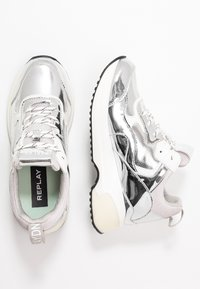 Replay - LAGLEY - Trainers - silver - 3