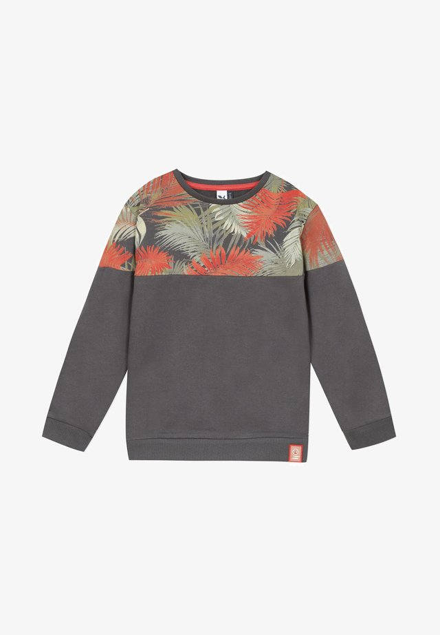 Sweatshirt - pebble grey