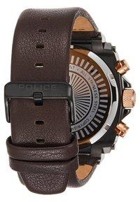 Police - NORWOOD - Uhr - brown/gold-coloured - 2